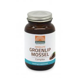 Groenlipmossel complex tabletten - 60 g
