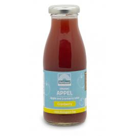 Biologische Appel - Cranberrysap - 250 ml