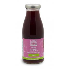 Biologische Appel-Kersensap - 250 ml
