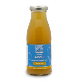 Biologische Appel - Rabarbersap - 250 ml