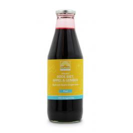 Biologische Rode Biet - Appel - Gember sap - 750 ml