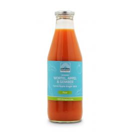 Biologische Wortel-Appel-Gembersap - 750 ml