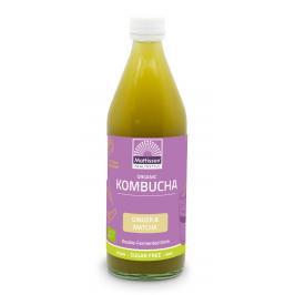Biologische Kombucha - Gember & Matcha - 500 ml