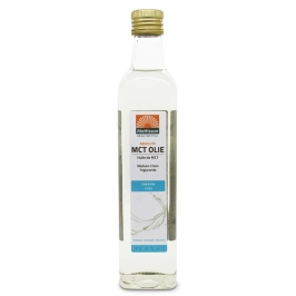 MCT Olie Blend - C8 & C10 - 500 ml