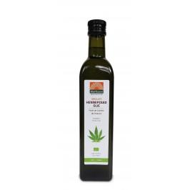 Biologische Hennepzaadolie - 500 ml