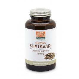 Ayurvedische Shatavari 450mg - 120 tabletten