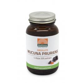 Mucuna tabletten - 20% L-dopa extract - 120 tabletten