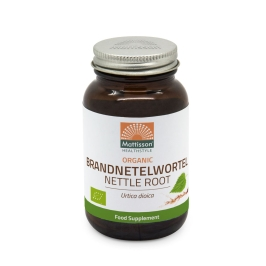 Biologische Brandnetelwortel 210mg - 120 capsules