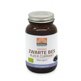Biologische Zwarte Bes 300mg - 120 capsules