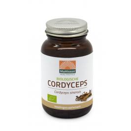 Biologische Cordyceps 525mg - 60 capsules