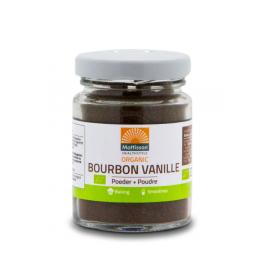 Biologische Bourbon Vanille poeder - 30 g