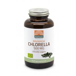 Biologische Chlorella 500mg - 240 tabletten