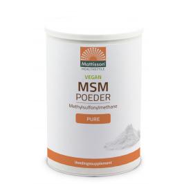 MSM poeder - Puur