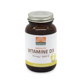 Vitamine D3 75 mcg - 240 capsules