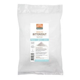 Bitterzout - Epsom zout - 1 kg