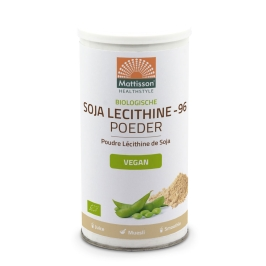 Biologische Soja Lecithine-96 poeder - 200 g
