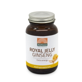 Royal Jelly & Ginseng - 60 capsules
