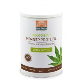Biologische Hennep Proteïne poeder 57% - 400 g