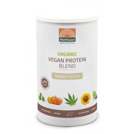 Biologische Vegan Proteïne Blend poeder 67% - 400 g