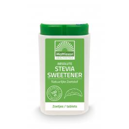 Stevia Zoetstof - 100 tabletten