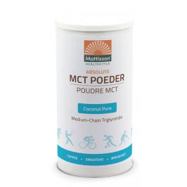 MCT poeder - Puur kokosnoot - 160 g