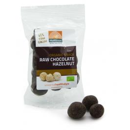 Biologische Choco Hazelnoten - Raw snack - 35 g