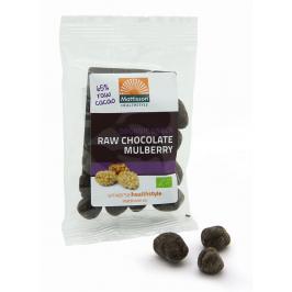 Biologische Chocolade Moerbeibessen - Raw - 35 g