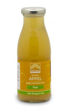 Biologische Appel - Perensap - 250 ml
