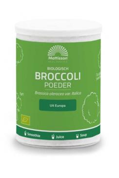 Biologisch Broccoli poeder - 175 g