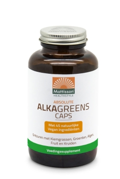 Absolute AlkaGreens 540mg - 180 capsules