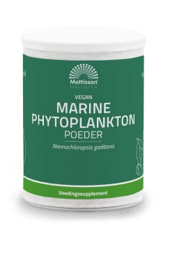 Vegan Marine Phytoplankton poeder - 100 g