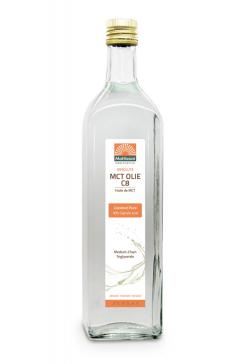 MCT Olie C8 - 99% Caprylzuur - 1 L