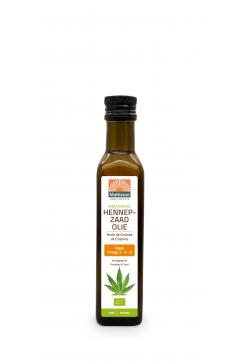 Biologische Hennepzaadolie - 250 ml