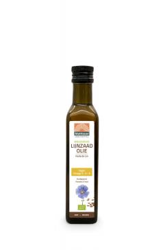 Biologische Lijnzaadolie - 250 ml