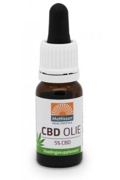 CBD Olie 5,0% - 10 ml