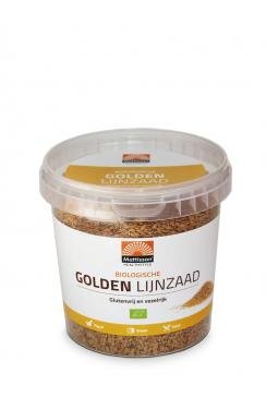 Biologisch Golden Lijnzaad - 500 g