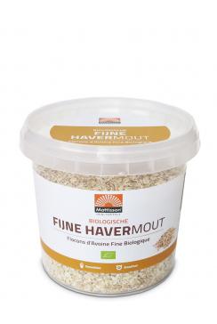 Biologische Fijne Havermout - 400 g