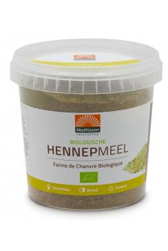 Biologische Hennepmeel - 350 g