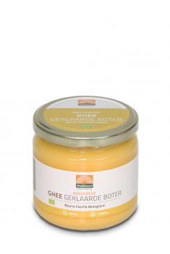 Biologische Ghee - Geklaarde boter - 300 g