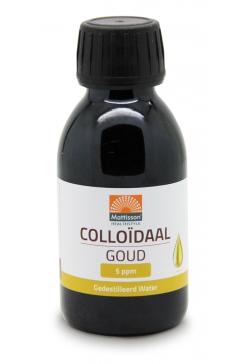 Colloïdaal Goud 5PPM - 100 ml