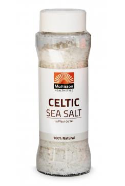 Keltisch Zeezout fijn - Strooibus 125 g
