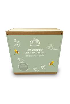 Mattisson Pollen Pakket - Scutellaria capsules & Bijenpollen
