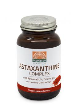 Astaxanthine Complex - 60 capsules