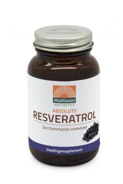 Resveratrol 98% Veri-te™ - 350mg - 60 capsules