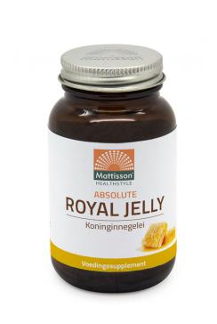 Royal Jelly - Koninginnegelei - 1000mg - 60 capsules