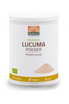 Biologische Lucuma poeder - 125 g