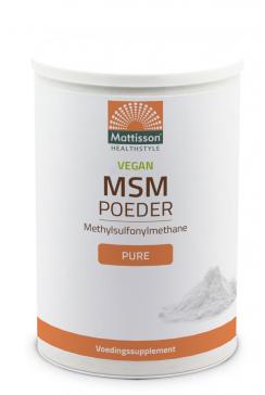 MSM poeder - Puur - 550 g
