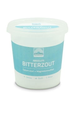 Bitterzout - Epsom zout - 650 g