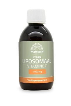 Aquasome® Liposomaal Vitamine C - 1000mg