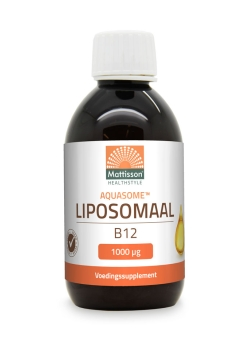 Aquasome® Liposomaal B12 1000 μg - 250 ml